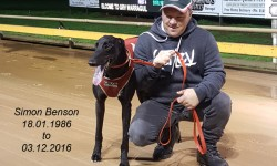 FUNERAL DETAILS ANNOUNCED: Greyhound world to help farewell a character who was larger than life