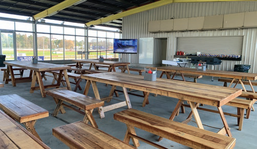 Oaks at logan park functions greyhound racing warragul Spaces the barn 01